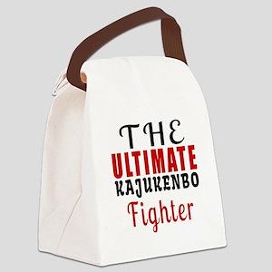 The Ultimate Kajukenbo Martial Ar Canvas Lunch Bag