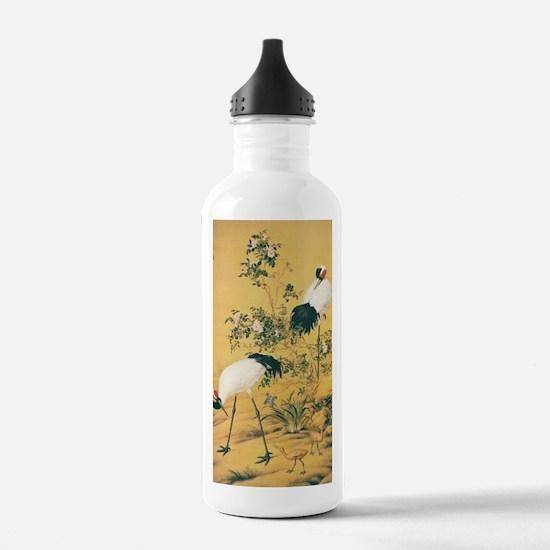 Unique Paintings Water Bottle
