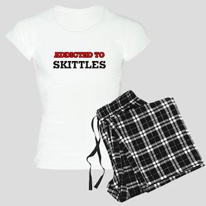 Addicted to Skittles Women's Light Pajamas
