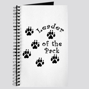DOGGY Leader of the Pack Journal
