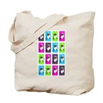 Spinning around Tote Bag