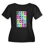 Spinning around Plus Size T-Shirt