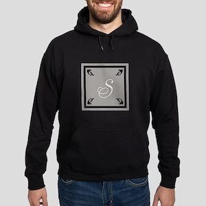 Personalize Monogram Hoodie
