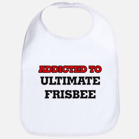 Addicted to Ultimate Frisbee Bib