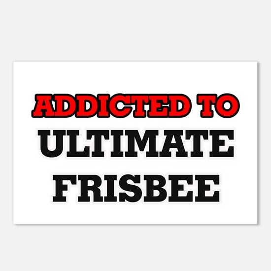Addicted to Ultimate Fris Postcards (Package of 8)