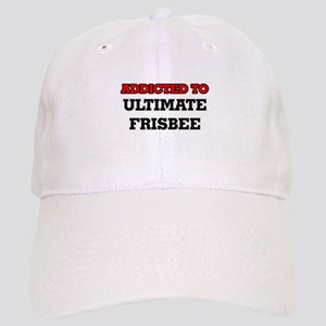 Addicted to Ultimate Frisbee Cap