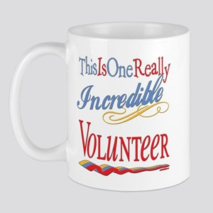 Incredible Volunteer Mug