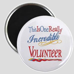"""Incredible Volunteer 2.25"""" Magnet (10 pack)"""