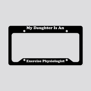 Daughter - Exercise Phsyiologist - LPF License Pla