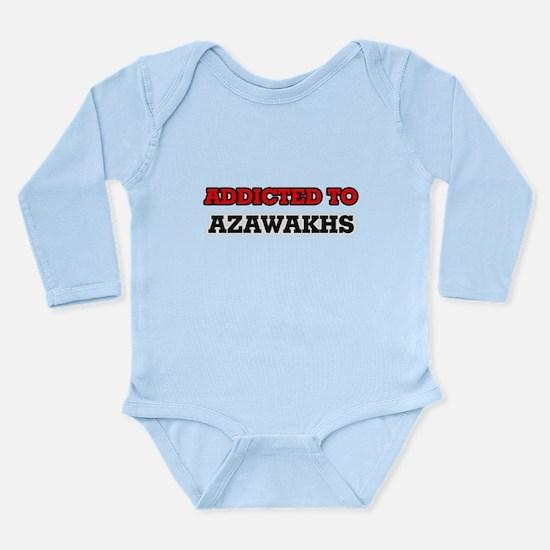 Addicted to Azawakhs Body Suit