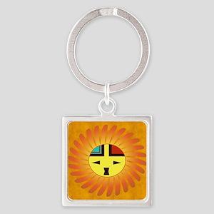 Tawa Kachina - Sunface Keychains