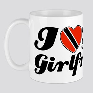 I love my Trini Girlfriend Mug