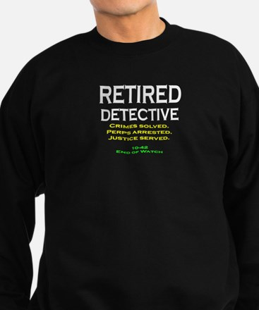 Detective Jumper Sweater