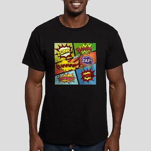 Colorful Comic T-Shirt