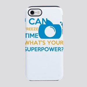 i can freeze time, what' iPhone 8/7 Tough Case