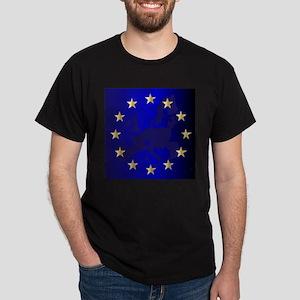 European Union Map T-Shirt