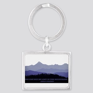 Mountains Keychains