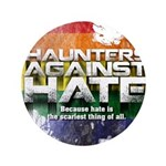 Haunters Against Hate Button