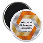 Possible with God Magnet