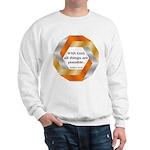 Possible with God Sweatshirt