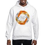 Possible with God Hooded Sweatshirt