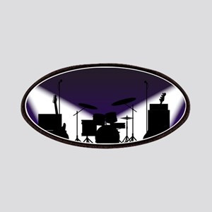 Rock Band Stage Equipent Patch