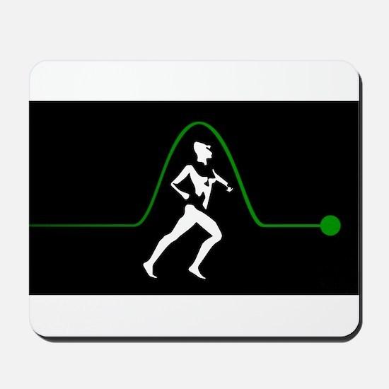 Runners Pulse Mousepad