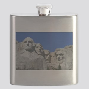 Mount Rushmore National Monument Souvenir Flask