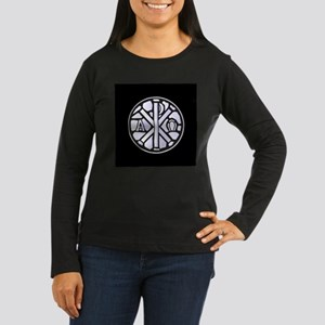 Alpha Omega Glass Window Long Sleeve T-Shirt