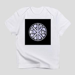 Alpha Omega Glass Window Infant T-Shirt
