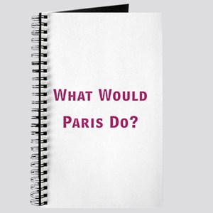What Would Paris Do? Journal
