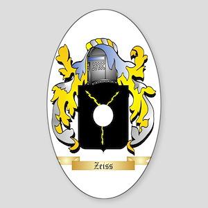 Zeiss Sticker (Oval)