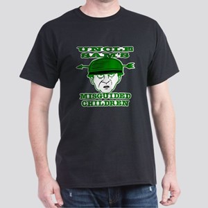 Uncle Sam's Misguided Childre Dark T-Shirt