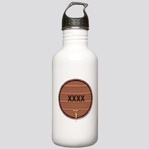 Extra Strong Beer Keg Stainless Water Bottle 1.0L