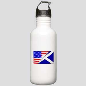 United States and Scot Stainless Water Bottle 1.0L