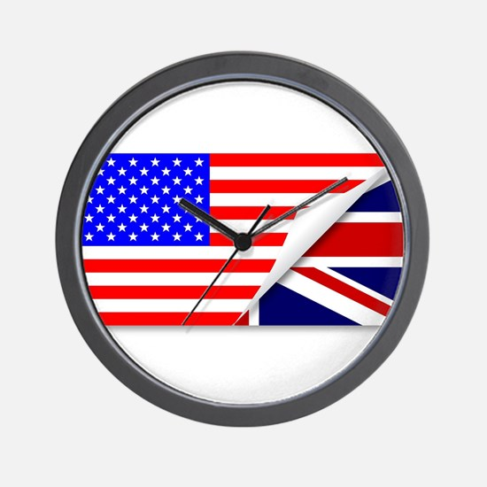 The Special Relationship Wall Clock