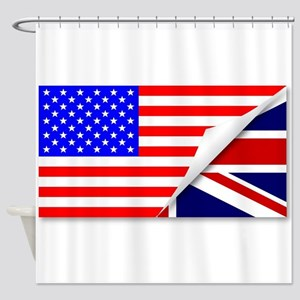 The Special Relationship Shower Curtain