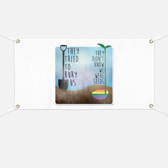 Cute Gaypride Banner