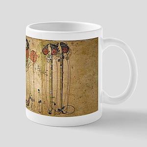 Art Nouveau The Wassail Mugs