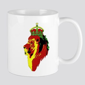 Lion Of Zion Mugs