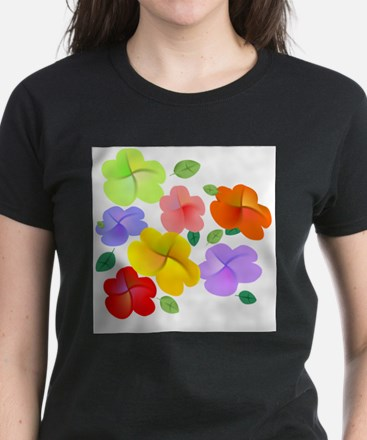 Spring Flowers in Bloom T-Shirt