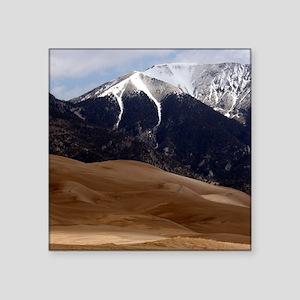 Sand Dunes Colorado Sticker
