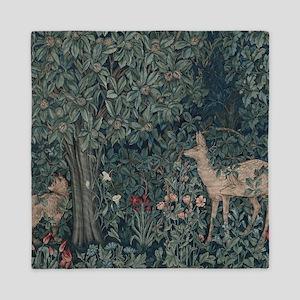 William Morris Greenery Queen Duvet