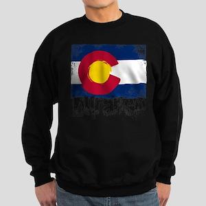 Durango Grunge Flag Sweatshirt