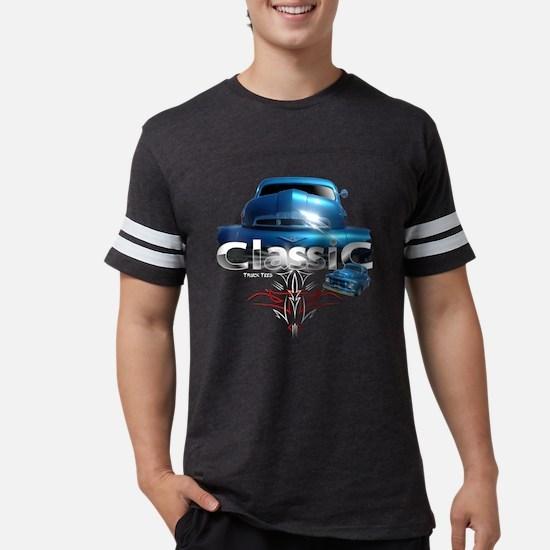 Blue_pinstripe T-Shirt