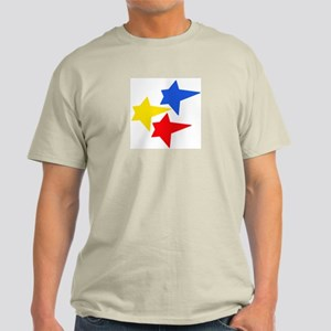 Stars - Light T-Shirt