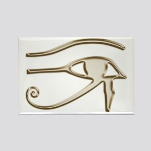 Golden Eye Of Horus Magnets