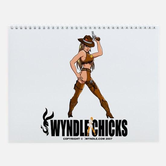 Gunslinger Wall Calendar