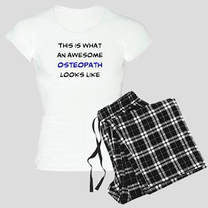 awesome osteopath Women's Light Pajamas