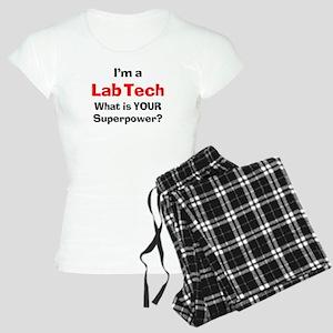 lab tech Women's Light Pajamas